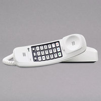 AT&T 210W 210 Trimline White Phone