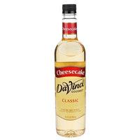 DaVinci Gourmet 750 mL Classic Cheesecake Flavoring Syrup