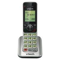Vtech CS6609 Black / Silver Cordless Handset for CS6619, CS6629, CS6648, and CS6649 Series