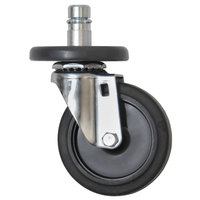 Eagle Group CSS4-125 4 inch Swivel Stem Caster