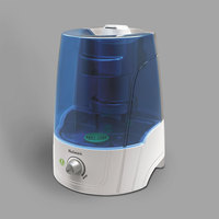 Holmes HM2610-TUM White Ultrasonic Filter-Free Humidifier