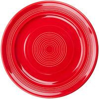 Tuxton CQA-090 Concentrix 9 inch Cayenne China Plate - 24/Case