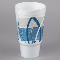Dart 32AJ20E 32 oz. Impulse Foam Travel Cup   - 16/Pack