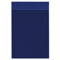 H. Risch Inc. MMB-BIS-GBL Bistro Glean 5 1/2 inch x 8 1/2 inch Light Blue Single View Hardback Magnetic Menu Board