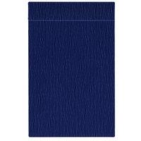 H. Risch Inc. MMB-BIS-GBL Bistro Glean 11 inch x 17 inch Light Blue Single View Hardback Magnetic Menu Board