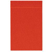 H. Risch Inc. MMB-BIS-GOR Bistro Glean 11 inch x 17 inch Orange Single View Hardback Magnetic Menu Board