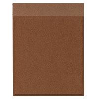 H. Risch Inc. MMB-BIS-DPE Bistro Diago 8 1/2 inch x 11 inch New Penny Single View Hardback Magnetic Menu Board
