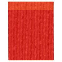 H. Risch Inc. MMB-BIS-GOR Bistro Glean 8 1/2 inch x 11 inch Orange Single View Hardback Magnetic Menu Board