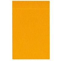 H. Risch Inc. MMB-BIS-GYE Bistro Glean 5 1/2 inch x 8 1/2 inch Yellow Single View Hardback Magnetic Menu Board