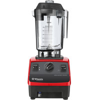 Vitamix 62825 Drink Machine Advance 2.3 hp Red Blender with 48 oz. Container