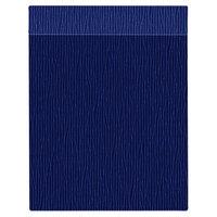 H. Risch Inc. MMB-BIS-GBL Bistro Glean 8 1/2 inch x 11 inch Light Blue Single View Hardback Magnetic Menu Board