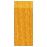 H. Risch Inc. MMB-BIS-GYE Bistro Glean 4 1/4 inch x 11 inch Yellow Single View Hardback Magnetic Menu Board