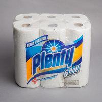 Plenty 2-Ply Ultra Premium Paper Towel Roll   - 24/Case