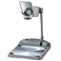 Acco V4000M Apollo Venture 11 1/4 inch x 11 1/4 inch Open Head 2000 Lumen Output Portable Overhead Projector