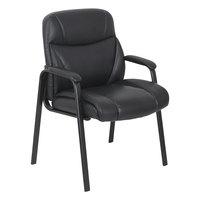 Alera ALEVN4319 Black Guest Chair