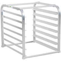 Regency 7 Pan End Load Countertop Bun / Sheet Pan Rack - Unassembled