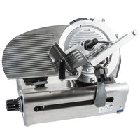 Globe 3600N 13 inch Heavy Duty Manual Gravity Feed Slicer - 1/2 hp