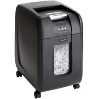 Swingline 1757573D Stack-and-Shred 230X Auto Feed Super Cross-Cut Shredder