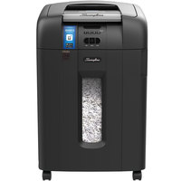 Swingline 1757577S Stack-and-Shred 600X Auto Feed Super Cross-Cut Shredder