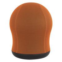 Safco 4760OR Zenergy Orange Mesh Swivel Ball Chair