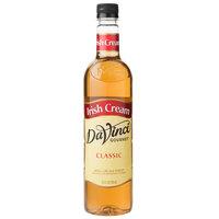 DaVinci Gourmet 750 mL Classic Irish Cream Flavoring Syrup