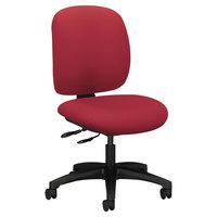 HON 5903CU63T ComforTask Marsala Fabric Multi-Task Office Chair