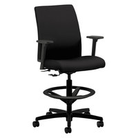 Hon IT109CU10 Ignition Black Low-Back Task Stool