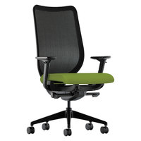 HON N103CU84 Nucleus Series Black / Pear Ilira-Stretch M4 Office Chair