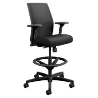 HON I2S1AMLC10T Ignition Series Black Ilira-Stretch Mesh Task Stool