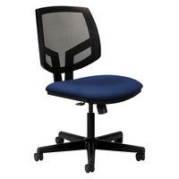HON 5713GA90T Volt Series Navy Mesh Synchro-Tilt Task Chair