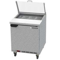 Beverage-Air SPE27HC-CL Elite 27 inch 1 Door Refrigerated Sandwich Prep Table