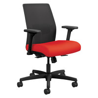 HON I2L1AMLC67TK Ignition Series Low-Back Ruby Ilira-Stretch Mesh Task Chair