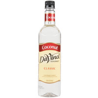 DaVinci Gourmet 750 mL Classic Coconut Flavoring Syrup
