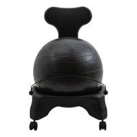 Champion BCHX FitPro Gray PVC Ball Chair