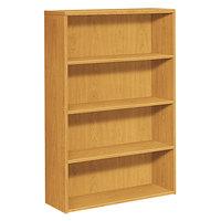 HON 105534CC 10500 Series Harvest 4-Shelf Bookcase - 36 inch x 13 1/8 inch x 57 1/8 inch