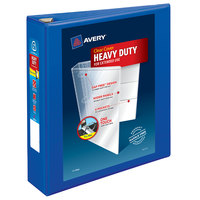Avery 79778 Pacific Blue Heavy-Duty View Binder with 2 inch Locking One Touch EZD Rings
