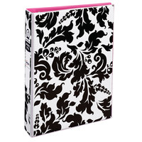 Avery 18700 Mini Durable Damask Non-View Binder with 1 inch Round Rings