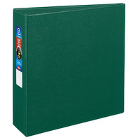 Avery 79783 Green Heavy-Duty Non-View Binder with 3 inch Locking One Touch EZD Rings