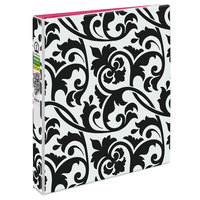 Avery 26747 Fashion Durable Damask View Binder with 1 inch Round Rings
