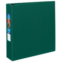 Avery 79782 Green Heavy-Duty Non-View Binder with 2 inch Locking One Touch EZD Rings