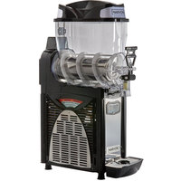 Narvon SM261 Single 2.6 Gallon Pourover Granita / Slushy / Frozen Beverage Dispenser - 120V