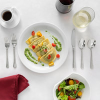 Acopa Landsdale 18/8 Stainless Steel Extra Heavy Weight Flatware Set with Service for 12 - 60/Pack
