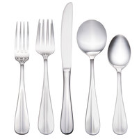 Acopa Benson 18/0 Stainless Steel Heavy Weight Flatware Set with Service for 12   - 60/Pack
