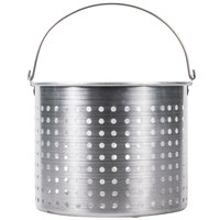 40 Qt. Aluminum Stock Pot Steamer Basket