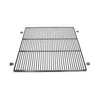 True 919444 Stainless Steel Wire Shelf with 5 inch Standoff - 24 1/8 inch x 22 3/8 inch