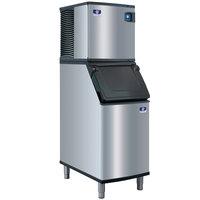 Manitowoc RFF0620A 22 inch Air Cooled Flake Ice Machine - 115V, 730 lb.