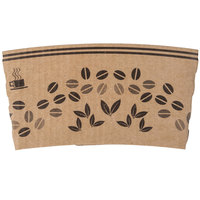Choice 10-20 oz. Printed Coffee Cup Sleeve / Jacket / Clutch   - 1200/Case