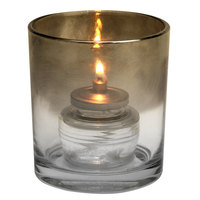 Sterno Products 80516 Industrial Chic 3 inch Orla Glass Votive