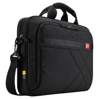 Case Logic 3201433 Black Soft-Sided Laptop Briefcase