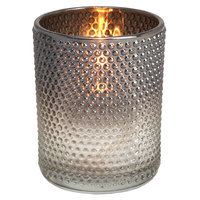 Sterno Products 80520 Industrial Chic 4 inch Urban Smoke Votive